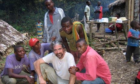 Greg Cummings and his team