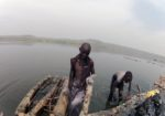 Lake Katwe and Salt Mining